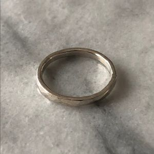 Jewelry - Handmade Sterling Silver Ring (Size 7)